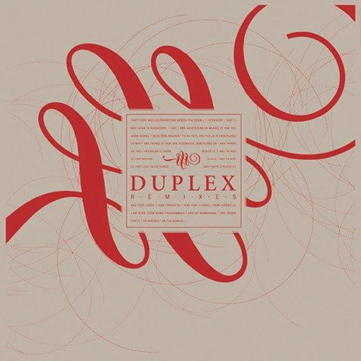 Apparat альбом Duplex Remixe