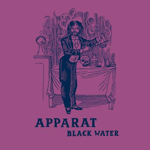 Apparat альбом Black Water