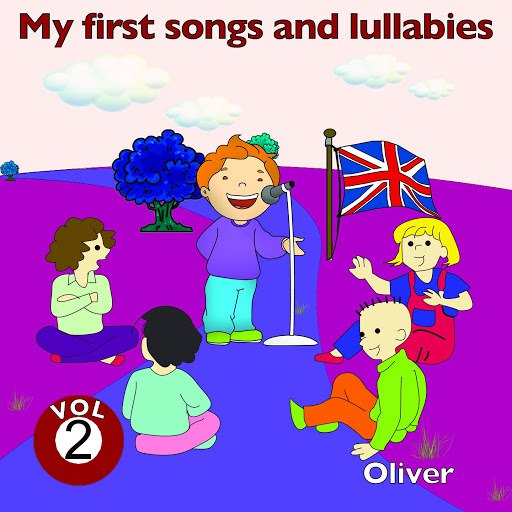 Альбом Oliver My First Songs and Lullabies, Vol. 2