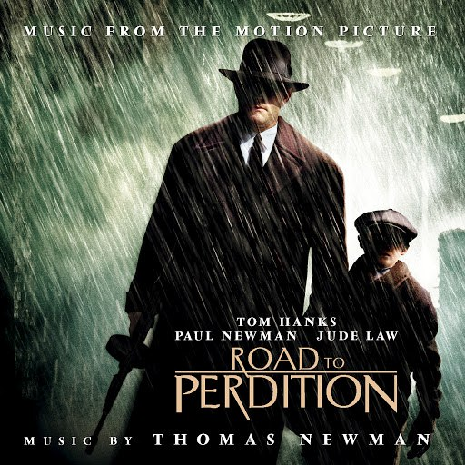 Thomas Newman альбом Road To Perdition (Original Motion Picture Soundtrack)
