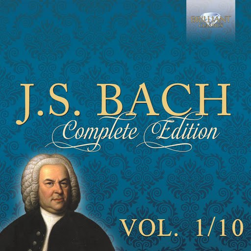 Johann Sebastian Bach альбом J.S. Bach: Complete Edition, Vol. 1/10
