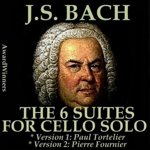 Johann Sebastian Bach альбом Bach, Vol. 07 - Cello Suites