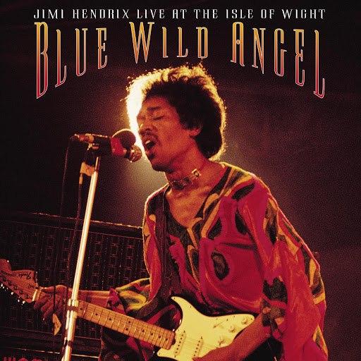Jimi Hendrix альбом Blue Wild Angel: Jimi Hendrix At The Isle Of Wight