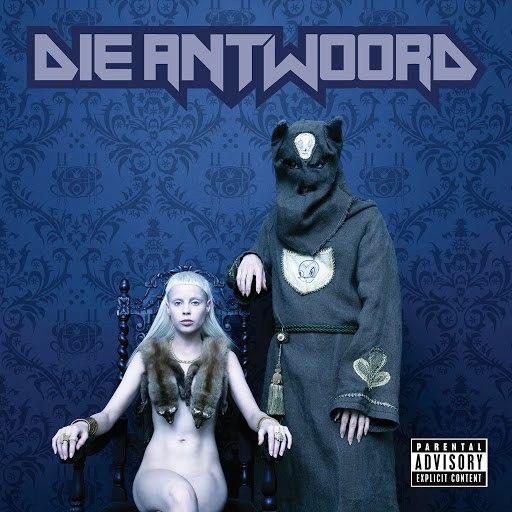 Die Antwoord альбом $O$ (International Deluxe Version)