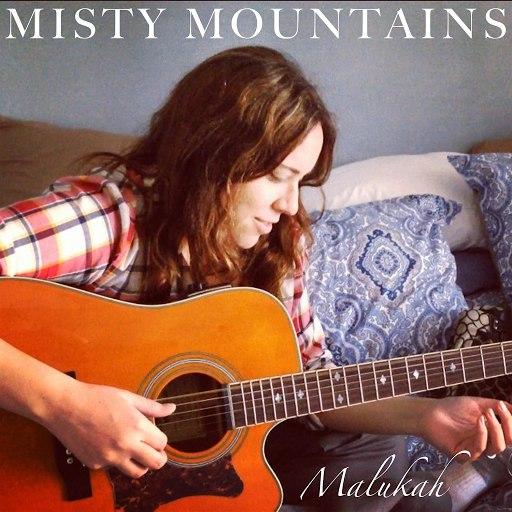 Malukah альбом Misty Mountains