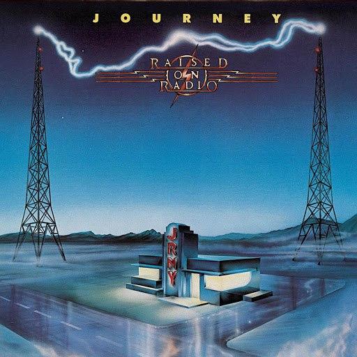 Journey альбом Raised On Radio