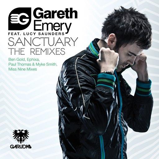 Gareth Emery альбом Sanctuary (The Remixes)