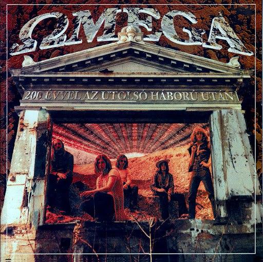 Omega альбом 200 Évvel az utolsó háború után