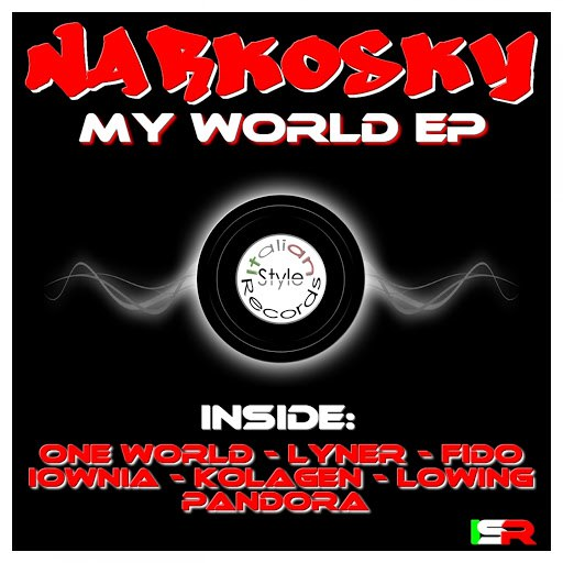 Narkosky альбом My World Ep
