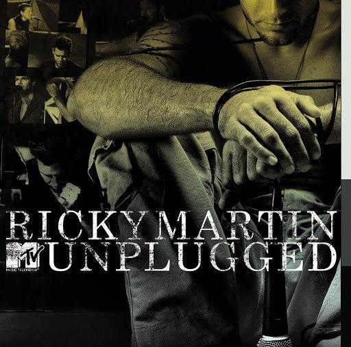 Ricky Martin альбом MTV Unplugged