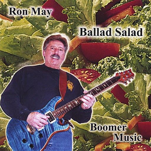 Ron May альбом Ballad Salad
