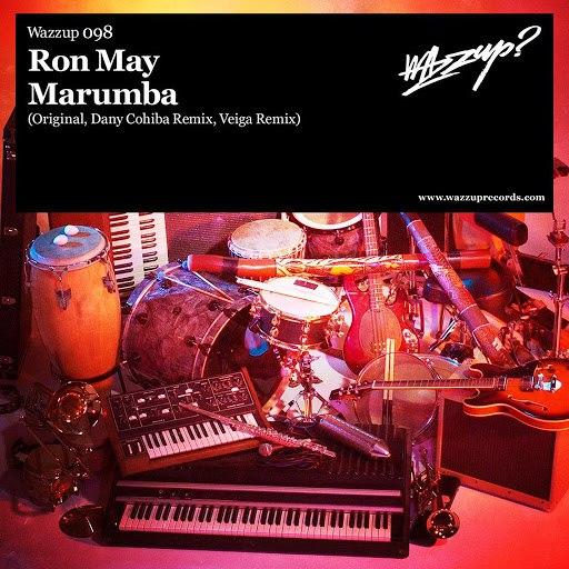 Ron May альбом Marumba