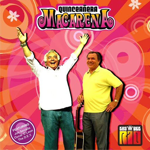 Los del Rio альбом Quinceañera Macarena