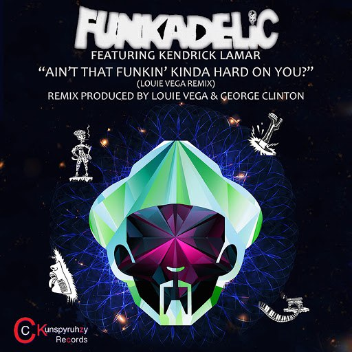 Funkadelic альбом Ain't That Funkin' Kinda Hard on You? (Remixes)