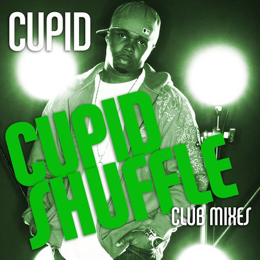 Cupid альбом Cupid Shuffle [Club Mixes]