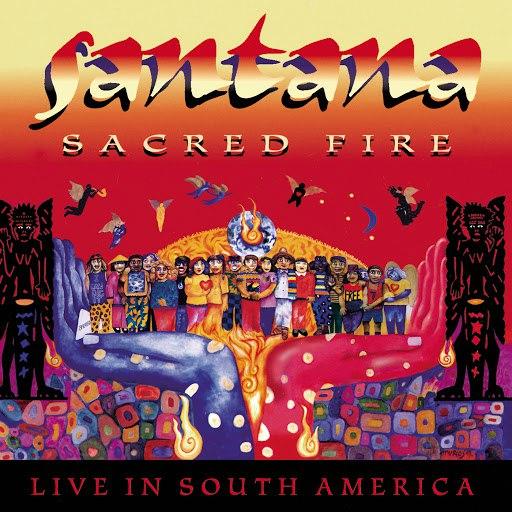 Santana альбом Sacred Fire (Live In South America)
