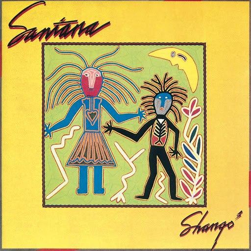 Santana альбом Shangó