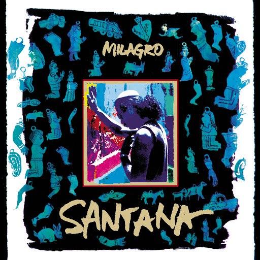 Santana альбом Milagro