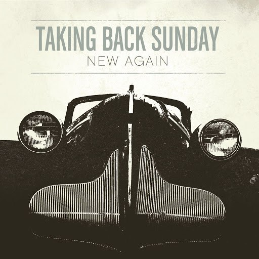 Taking Back Sunday альбом New Again (UK 7Digital)