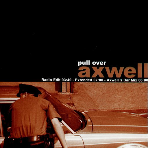 Axwell альбом Pull Over