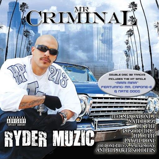 Mr. Criminal альбом Ryder Muzic