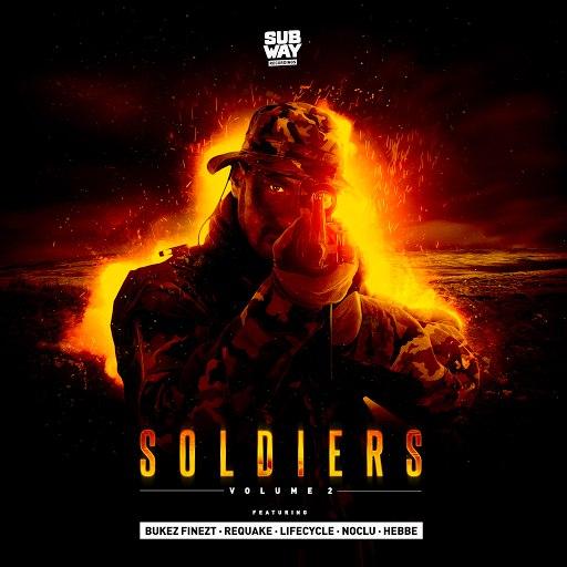 Requake альбом Soldiers EP Vol 2