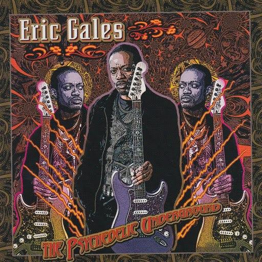 Eric Gales альбом The Psychedelic Underground