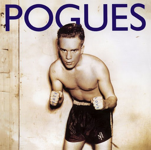 The Pogues альбом Peace & Love (Expanded)