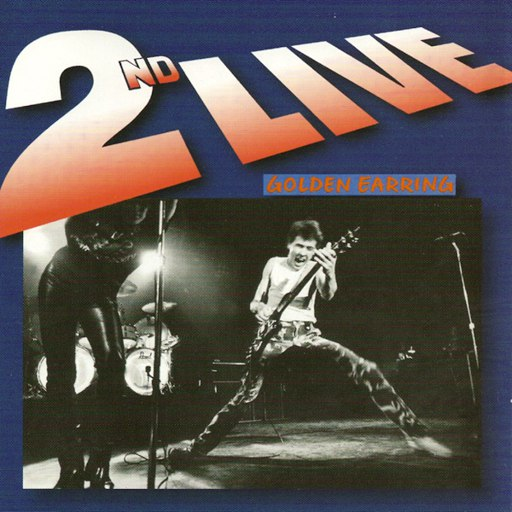 Golden Earring альбом 2nd Live