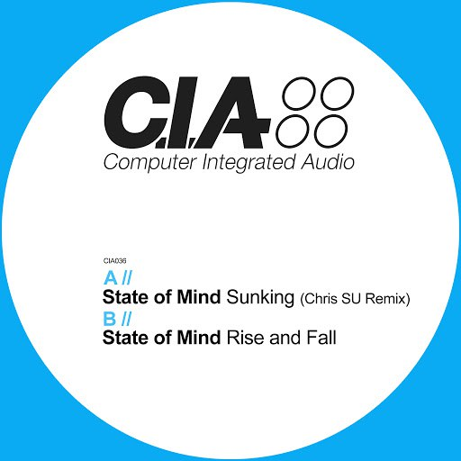 State Of Mind альбом Sunking (Chris SU Remix) / Rise and Fall