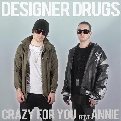 Альбом Designer Drugs Crazy For You (Remixes)