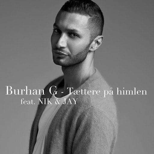 Burhan G альбом Tættere På Himlen