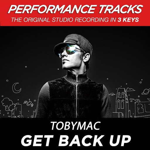 TobyMac альбом Get Back Up (Premiere Performance Plus Track)