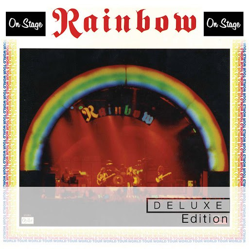 Rainbow альбом On Stage (Deluxe Edition)