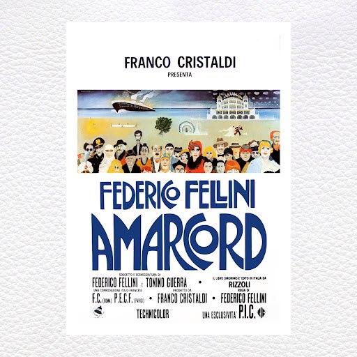 Nino Rota альбом Amarcord