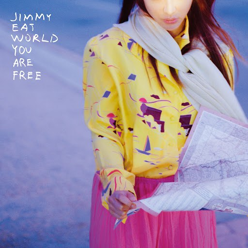 Jimmy Eat World альбом You Are Free