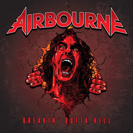 Airbourne альбом Breakin' Outta Hell