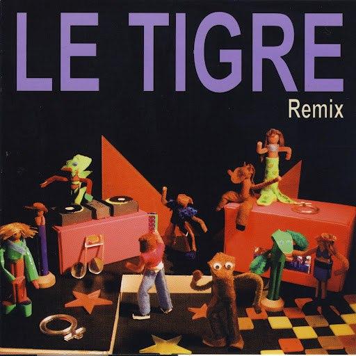 Le Tigre альбом Remix