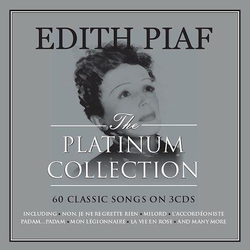 Édith Piaf альбом The Platinum Collection