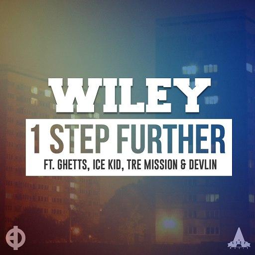 Wiley альбом 1 Step Further (North American Revox)