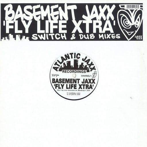 Basement Jaxx альбом Fly Life Xtra