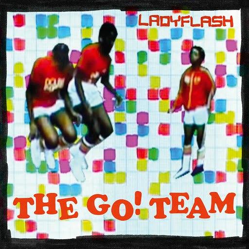 The Go! Team альбом Ladyflash Remixes