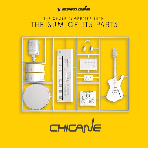 Chicane альбом (The Whole Is Greater Than) The Sum Of Its Parts