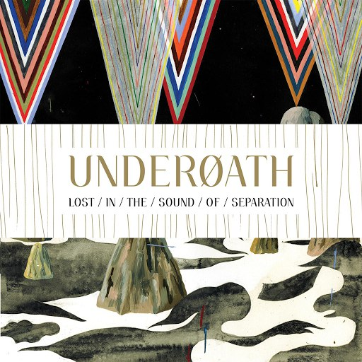 Underoath альбом Lost In The Sound Of Separation