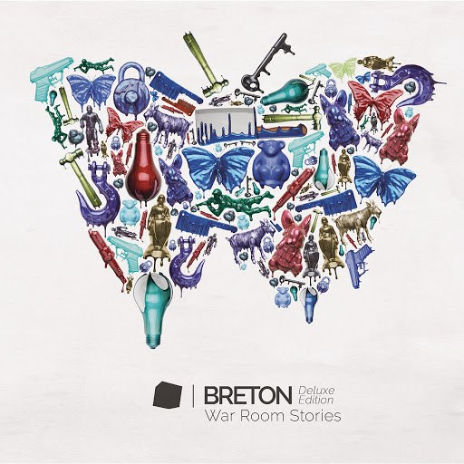 Breton альбом A Close Personal Friend of Mine