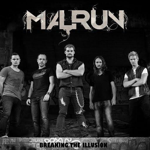 Malrun альбом Breaking the Illusion