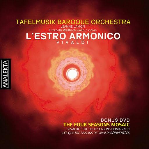 Antonio Vivaldi альбом L'Estro Armonico