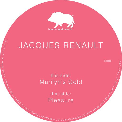 Jacques Renault альбом Marilyn's Gold