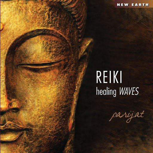Parijat альбом Reiki Healing Waves