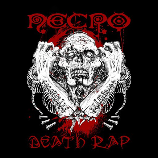 Necro альбом Death Rap